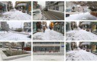 Λευκή ημέρα στην Κομοτηνή! Ποιοί δρόμοι είναι κλειστοί στο Νομό Ροδόπης!