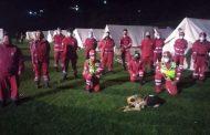 Βοήθεια στους σεισμόπληκτους της Λάρισας από εθελοντές του Ερυθρού Σταυρού Κομοτηνής!