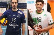 Volley League: Μεταξύ των κορυφαίων του Α' γύρου της Β΄ φάσης οι Κασαμπαλής και Δαρίδης!