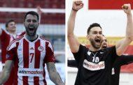 Volley League: Δύο πρώην του Εθνικού, μεταξύ των κορυφαίων της 8ης αγωνιστικής