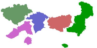 Η γεωγραφική κατανομή κρουσμάτων: Στην κορυφή της ΑΜ-Θ η Καβάλα