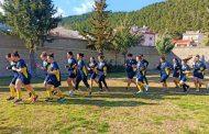 Με όλα τα απαραίτητα μέτρα και πολύ όρεξη επέστρεψαν στα γήπεδα οι Βασίλισσες της Θράκης(+pics)