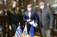 Μνημόνιο συνεργασίας της Ε.Ο.ΠΕ. με τον Δήμο Αλεξανδρούπολης με στόχο την ανάληψη διεθνών διοργανώσεων