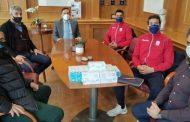 Στην Αλεξανδρούπολη FC τα πρώτα rapid test που δώρισε γνωστή εταιρία στον Δήμο