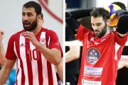 Volley League - 6η αγωνιστική Play Off: Κορυφαίος κεντρικός Ανδρεάδης, κορυφαίο λίμπερο Γκαράς!
