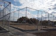 Ούτε το καλοκαίρι έτοιμο το γήπεδο beach handball κάτω από τον Φάρο της Αλεξανδρούπολης