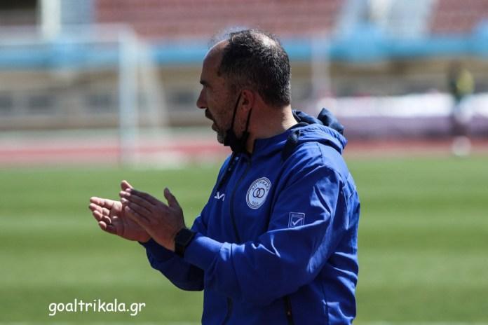 Με προπονητή... τερματοφυλάκων κόντρα στην Ξάνθη τα Τρίκαλα, που έχουν ακόμα 2 κρούσματα!