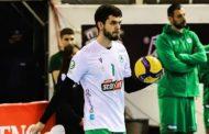 Volley League: Μεταξύ των κορυφαίων της 3ης αγωνιστικής στα play off ο Βασίλης Μούχλιας!