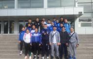 Με Αλέξανδρο Μπατζακίδη και Νικολέτα Μπάρμπα η Ελλάδα στο Ευρωπαϊκό Πάλης Παίδων - Κορασίδων!