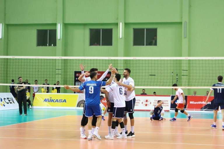 Με το δεξί στα προκριματικά η Ελλάδα των Κουμεντάκη & Κασαμπαλή, 3-0 την Γεωργία