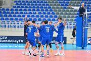 Η Ελλάδα είναι στην τελική φάση του Ευρωπαϊκού Πρωταθλήματος!