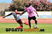 Ιδανικό ντεμπούτο με γκολ για τον Νεκτάριο Κοτόπουλο με την φανέλα του ΟΦ Ιεράπετρας!