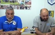 Video: Οι δηλώσεις των προπονητών από το Αετός Οφρυνίου - Αναγέννηση Θαλασσιάς