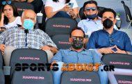 Σύσσωμη η ποδοσφαιρική Θράκη στον πρώτο αγώνα μπαράζ ανόδου της SL1