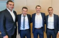 Συνάντηση Ζαγοράκη με αντιπροσωπεία της UEFA για την Ολιστική Μελέτη
