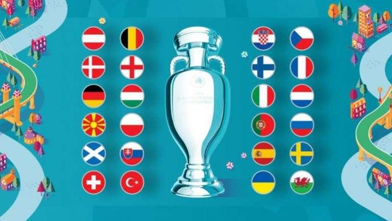Το αναλυτικό πρόγραμμα και το πανόραμα του Euro 2020!