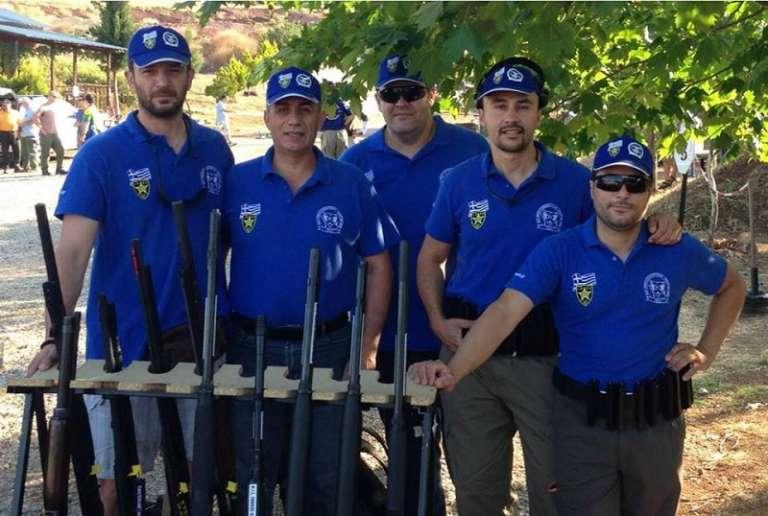 Διασυλλογικό πρωτάθλημα σκοποβολής διοργανώνει ο Εθνικός στις 12-13 Ιουνίου