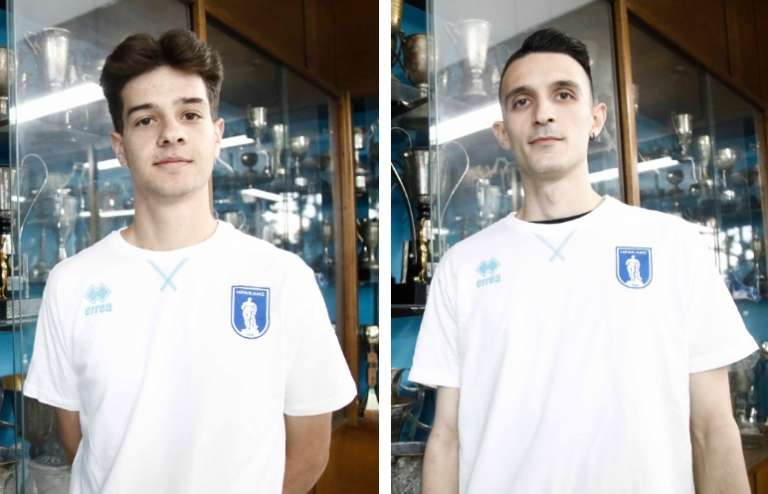 Στον Ηρακλή από τη νέα σεζόν οι Κεσούδης & Ιωαννίδης
