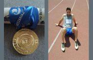 Δύο χρυσά μετάλλια για τον Γιώργο Λεπίδα στο Πανελλήνιο Βετεράνων! Η ξεχωριστή αφιέρωση του