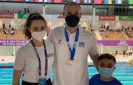 IDM Berlin: Διπλό πανελλήνιο ρεκόρ Μιχαλεντζάκης & Λαζαρίδου, βελτίωσε το δικό του ο Λεργιός!