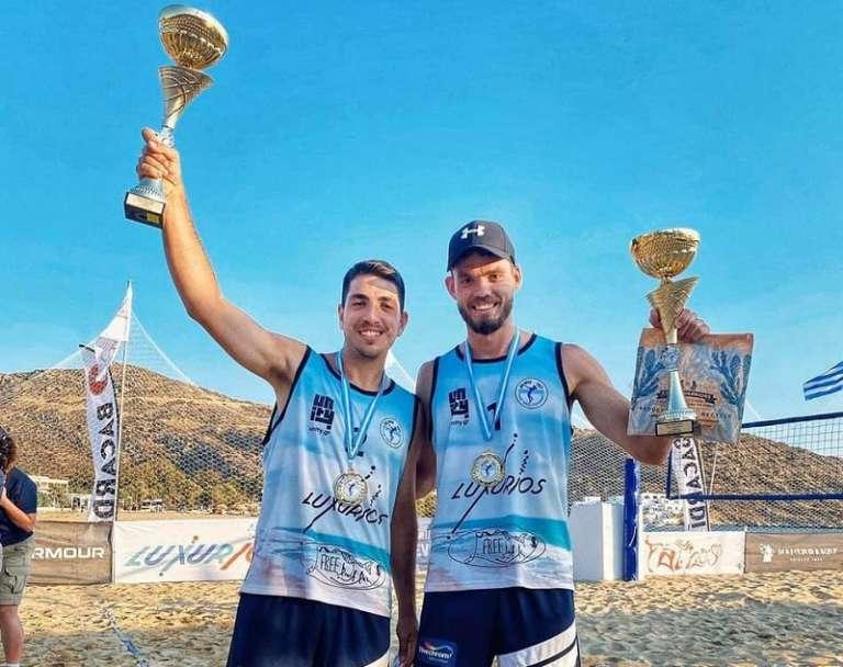 Πρωτιά για Μούχλια & Μιχελάκη στο πρώτο τουρνουά του Πανελληνίου πρωταθλήματος!