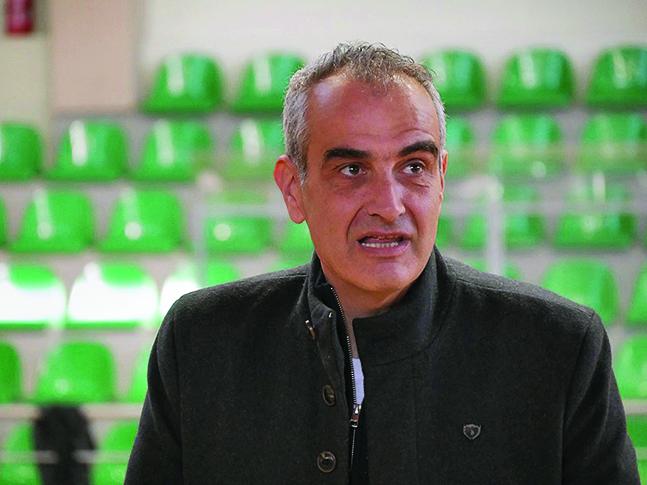 Πεταλωτής: «Σκοπός μας είναι να υπάρχουν επαρχιακές ομάδες σε κάθε γωνιά της Ελλάδας»