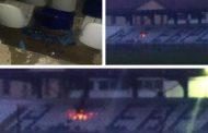 Άγνωστοι έβαλαν φωτιά στις κερκίδες του Δημοτικού Σταδίου Σουφλίου