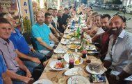Αυλαία στη σεζόν με τραπέζι σε τεχνικό τιμ και παίκτες στην Θαλασσιά με κουβέντα για το παρελθόν, το παρόν και το μέλλον της ομάδας!