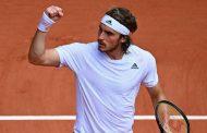 Σαρωτικός ο Τσιτσιπάς! Κόντρα στον Μεντβέντεφ στα Προημιτελικά του Roland Garros! Αποσύρθηκε ο Φέντερερ!