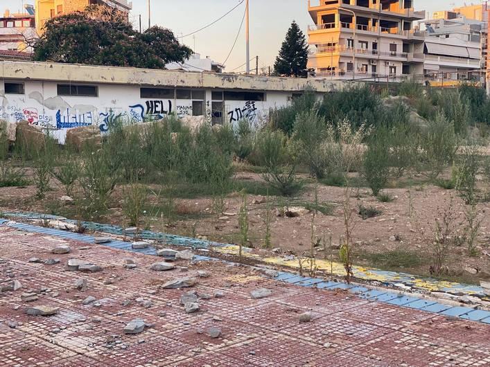 Αλεξανδρούπολη: Το παλιό κολυμβητήριο μεταμορφώνεται σε... πάρκο
