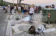 Τραγωδία στην Καβαλά: Τρεις νεκροί έξω από κέντρο γαμήλιας δεξίωσης μετά από τροχαίο