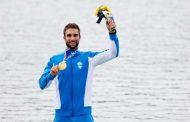 Χρυσός Ολυμπιονίκης ο Στέφανος Ντούσκος, έσπασε τα κοντέρ στον Τελικό του μονού σκιφ και κατέρριψε το Ολυμπιακό ρεκόρ!