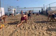Προπόνηση στο Cavo Beach Arena για την Εθνική Ελλάδας στην Αλεξανδρούπολη (+photos)