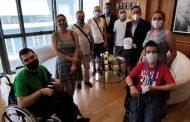 Τους πρωταθλητές του Κότινου υποδέχθηκε ο δήμαρχος Αλεξανδρούπολης