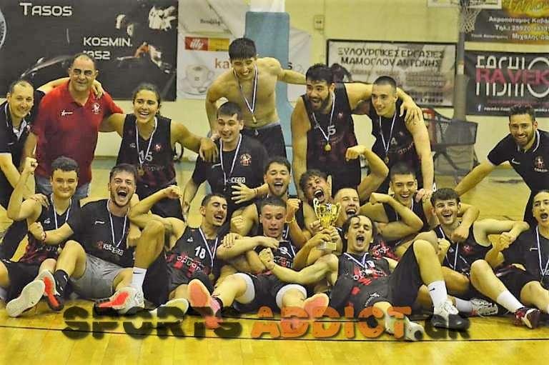 Πρωταθλητές ΕΚΑΣΑΜΑΘ οι Έφηβοι του Λεύκιππου Ξάνθης!(+photos)