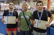 Δύο χάλκινα μετάλλια για την Ολυμπιακή Φλόγα στο Πανελλήνιο πρωτάθλημα Πάλης!