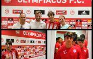 """Απο τα """"κόκκινα"""" της Ξάνθης σε αυτά του Ολυμπιακού ο Βασίλης Πιστικός!"""