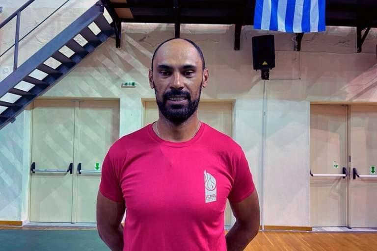 Guilherme Ferreira da Silva: «Θα δώσω τα πάντα για τον Άθλο»