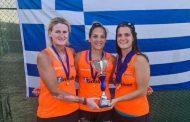 Κυπελλούχες Ελλάδας με τον Σπάρτακο οι αδερφές Κεπεσίδου, 2η θέση για Κύκλωπες!