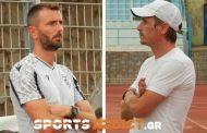 Οι Στέλιος Μαλεζάς & Ζόραν Στοΐνοβιτς στην κάμερα του SA! (+video)