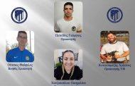Το νέο διοικητικό και τεχνικό επιτελείο της γυναικείας ομάδας του Σουφλίου