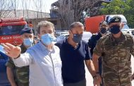 Επίσκεψη Χρυσοχοΐδη-Παναγιωτόπουλου στον Έβρο: «Τα σύνορά μας θα παραμείνουν ασφαλή και απαραβίαστα»