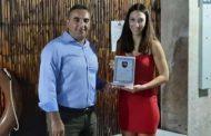 Βραβεύτηκε στην Θεσσαλονίκη η διεθνής Κομοτηναία διαιτητής Νατάσα Τσακιράκη