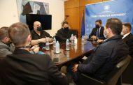 Σε νέα συνάντηση με Αυγενάκη την Τρίτη προχωρά η SL2 για να οριστικοποιηθεί το τηλεοπτικό!