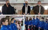 Τελέσθηκε ο αγιασμός στον ΟΕΓΑ, όνειρα και ελπίδες για νέες επιτυχίες (+photos)